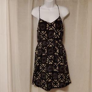 Madewell 100% silk dress Sz 4